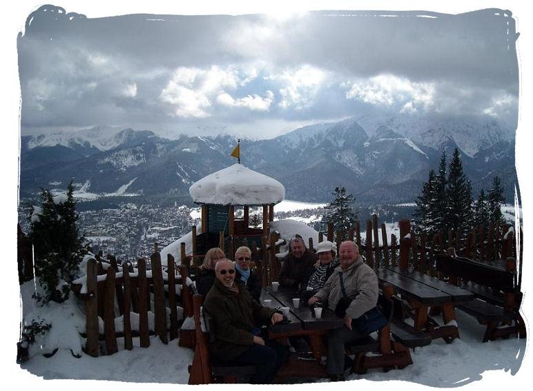 Krakow Airport Taxi Tours to Zakopane